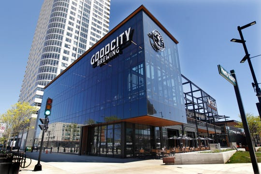 Good City Brewing's downtown location across from the Fiserv Forum opened in early 2019.