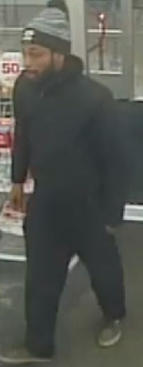 Police say this man stole 27 packs of cigarettes from Walgreens, N83W15701 Appleton Ave., Menomonee Falls.