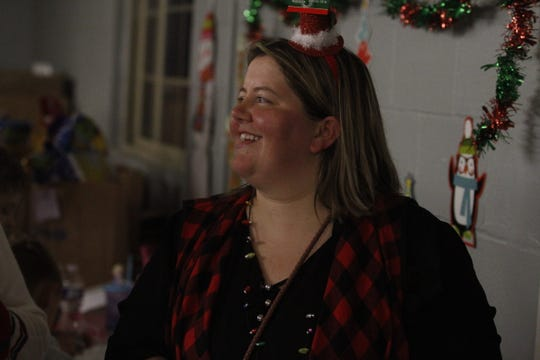 Suzanne Jock, co-organizer of Saturday's Christmas Giving event in Ashland City.