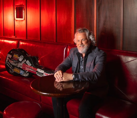 Texas music legend Robert Earl Keen plays the House of Blues in Dallas on Saturday.