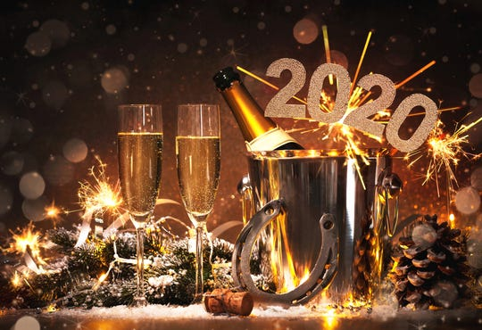 Celebrate the New Year in Las Cruces at several different NYE parties.
