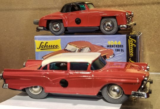Among the great European makers of die-cast cars, Schuco reigns supreme.