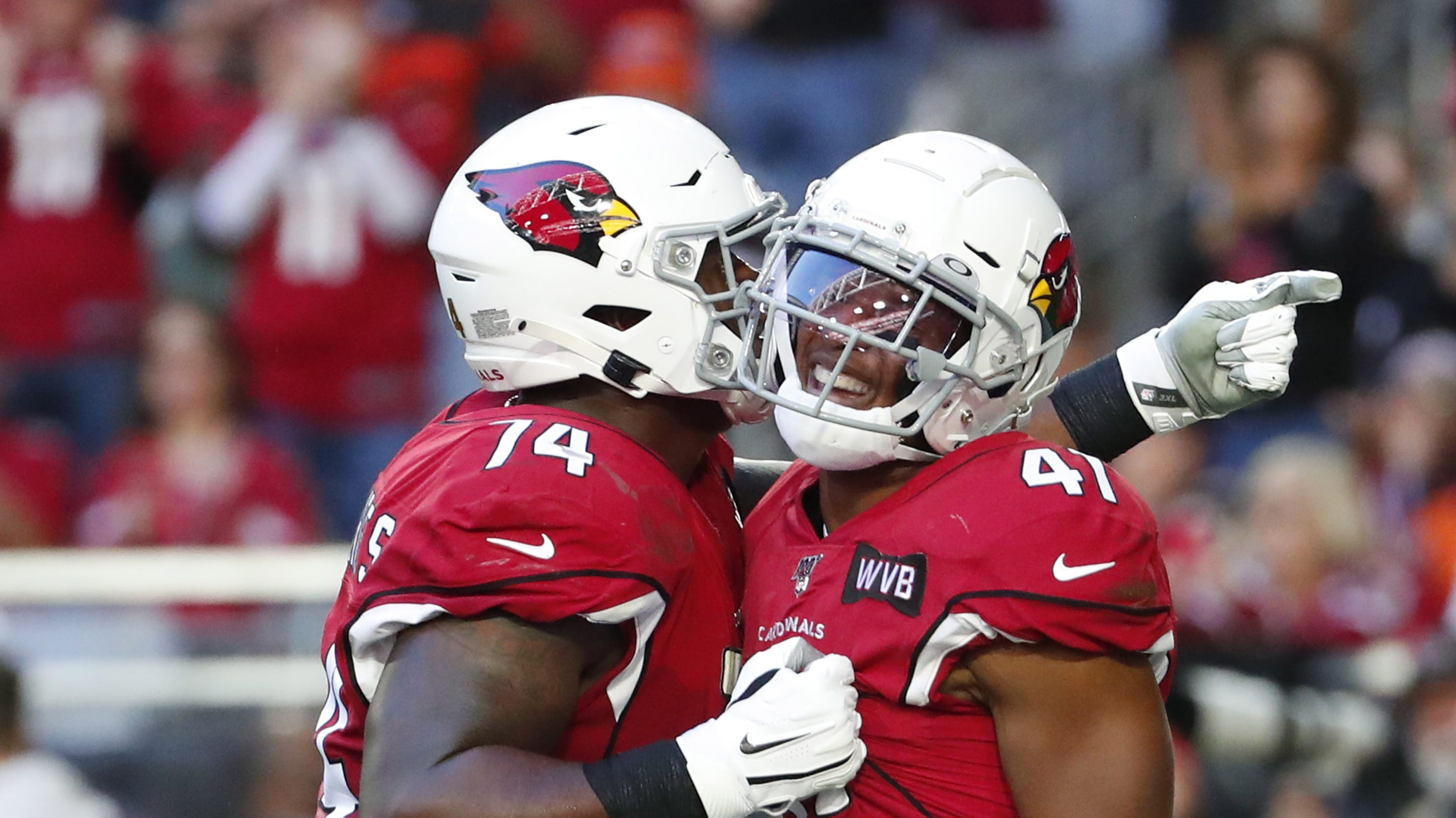 D.J. Humphries optimistic about future of Arizona Cardinals as he re-signs with team