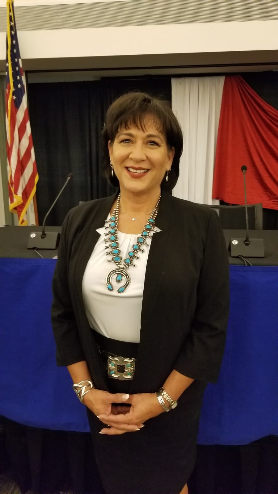Doreen Garlid sworn in as Tempe's first Native American council member