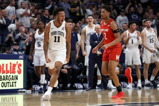 Penn State Men S Basketball Ranked In Polls For First Time Since