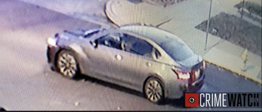 York City Police are looking to identify a car possibly linked to the fatal shooting of a teen.