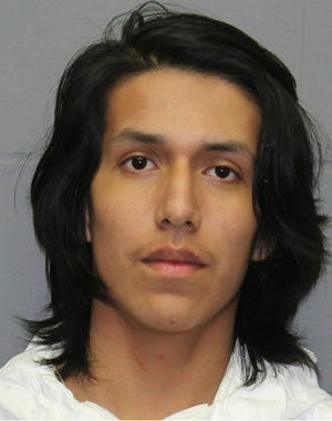 Chad Sidney WhiteFeather, 17, is being tried as an adult after being indicted for three counts of attempted murder.