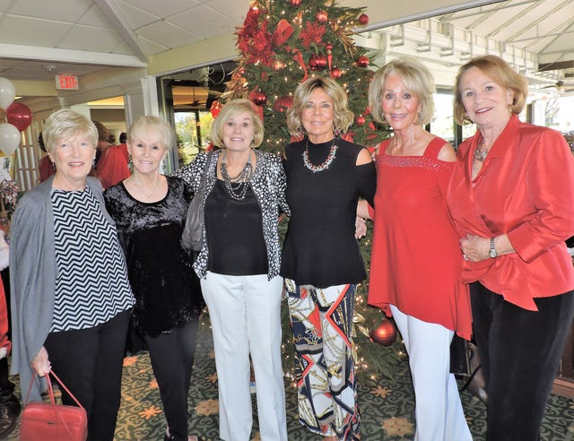 4c S Christmas Cookie Luncheon Benefits Clothing Literacy Programs For Martin County Children
