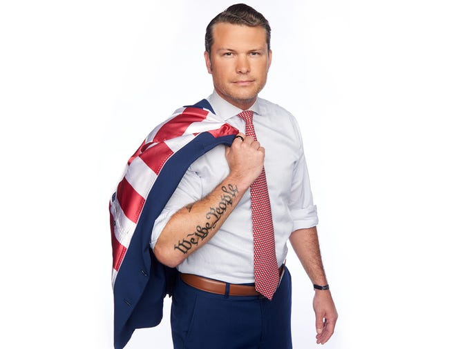 Pete Hegseth will make a special appearance at the Stars & Cars fundraiser for Operation 300 on Jan. 9, 2020,at The Car Barn, 1783 Park Lane South in Jupiter.