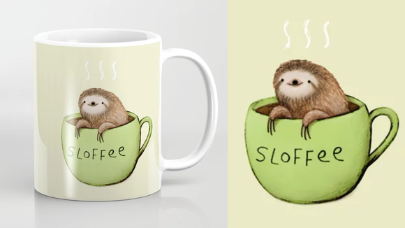 Best gifts under $20: Sloffee Mug