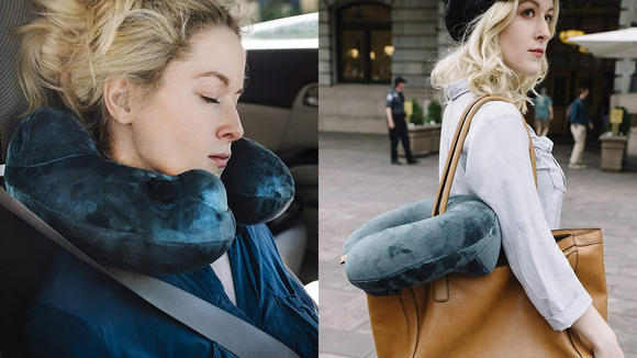 The best gifts for travelers 2019: AirComfy Neck Pillow