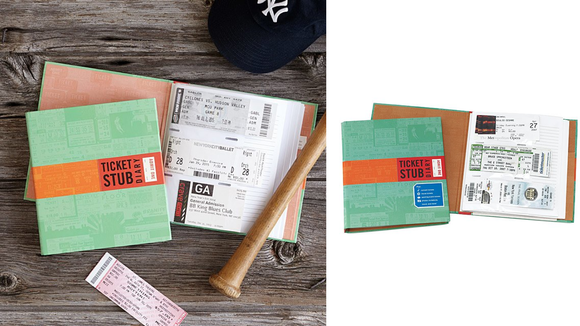 Best gifts under $20: Ticket diary