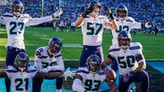 The Seahawks made a major move up the NFC playoff ladder Sunday.