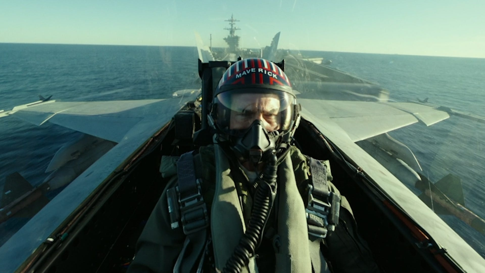 Navy shot down Tom Cruise s F-18 flying, but he still found speed in  Top Gun: Maverick