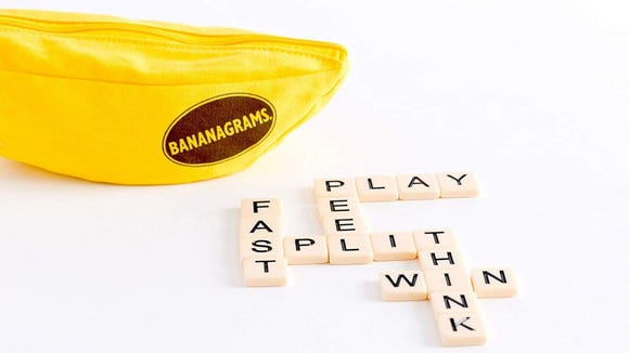 Best gifts under $25: Bananagrams