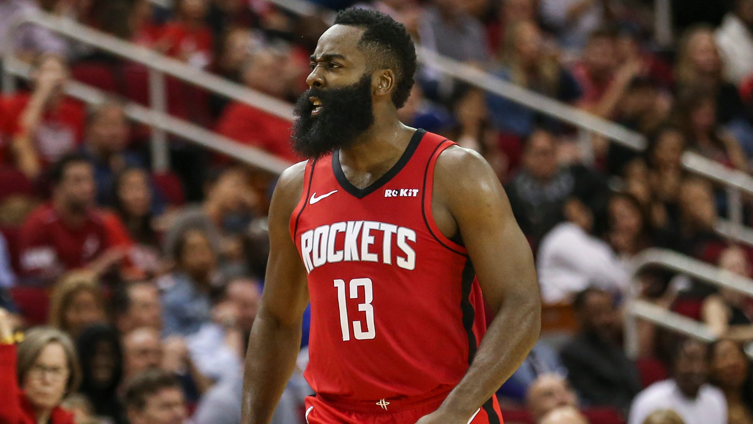 James Harden: Rockets star sets records and ignores criticism