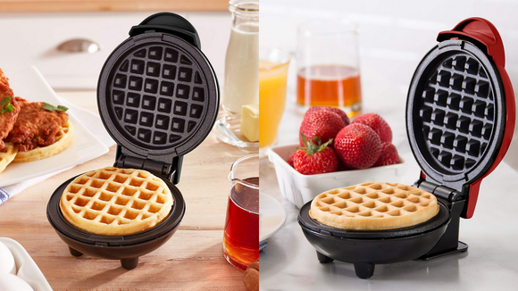 Best gifts under $20: Dash Mini Waffle Maker