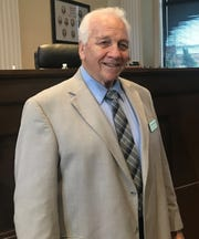 Former professional wrestler Tommy Seigler is retiring this month after 18 years as the security chief at the historic Anderson County Courthouse.
