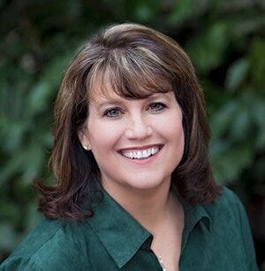 Democrat Gina Collias is running for the 11th U.S. House District.