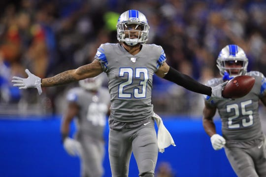 Darius Slay is now an Eagle, after the Lions dealt him for third- and fifth-round draft picks in 2020.