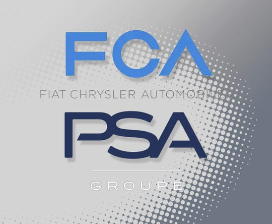 The board of Peugeot cars maker Groupe PSA unanimously approved a merger with Fiat Chrysler Automobiles NV that would create the world's fourth-biggest automaker by annual volume.