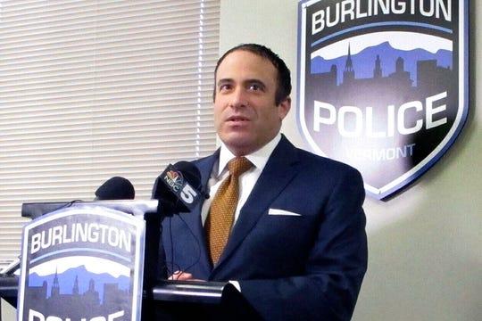 Former Police Chief Brandon del Pozo