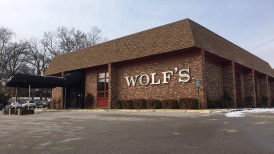 Wolfs' BBQ