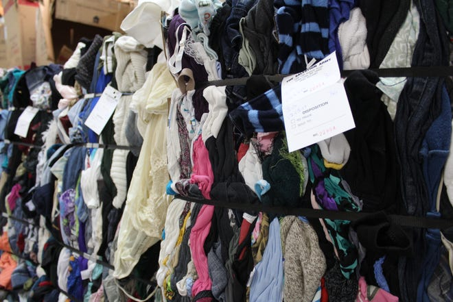 Donations are the heart of the annual Lincoln Great Clothing Giveaway, which is Aug. 2 through Aug. 6. People are asked to donate clothing, especially winter coats. Donations can be dropped off from noon to 5 p.m. Sunday, Aug. 2 at the Community Hall in Lincoln. Those who need clothing can shop for free Monday through Wednesday.