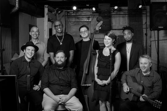 Dr. Daylight's Jazz Co. will perform Jan. 10 at Alexander Books.