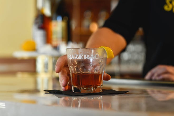 In October 2019, the Sazerac cocktail got a home on New Orleans' Canal Street called the Sazerac House. Perhaps the biggest draw is free samples of cocktails and liquor.