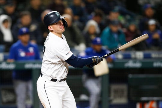 Ryon Healy hit 25 home runs in 2017 and 24 in 2018 but played in only 47 games last season before being sidelined.