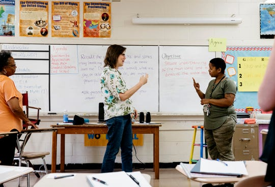 American Sign Language is among the Nashville Community Education's spring class offerings.