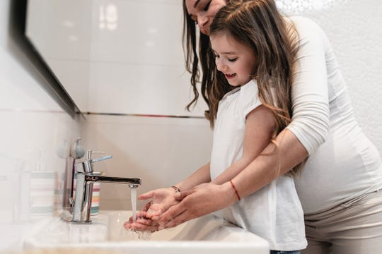 Proper handwashing techniques can help prevent the spread of germs and viruses.