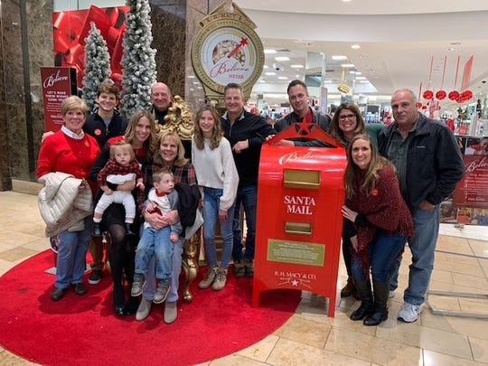 Hannah Boorse, a sophomore at Lakeland Regional High School, recently organized a letter to Santa writing campaign that raised more than $20,000 for Make-A-Wish through Macy's.