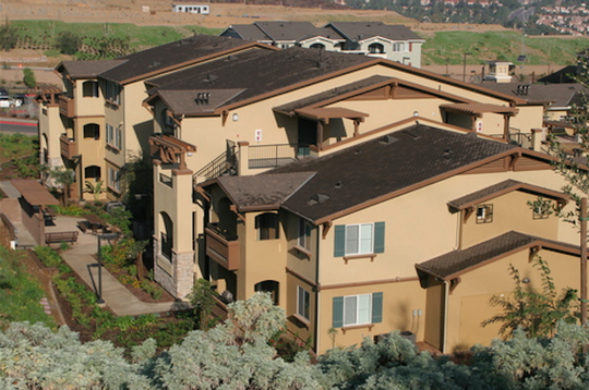 A Chelsea Investment complex in  Carlsbad, Calif.
