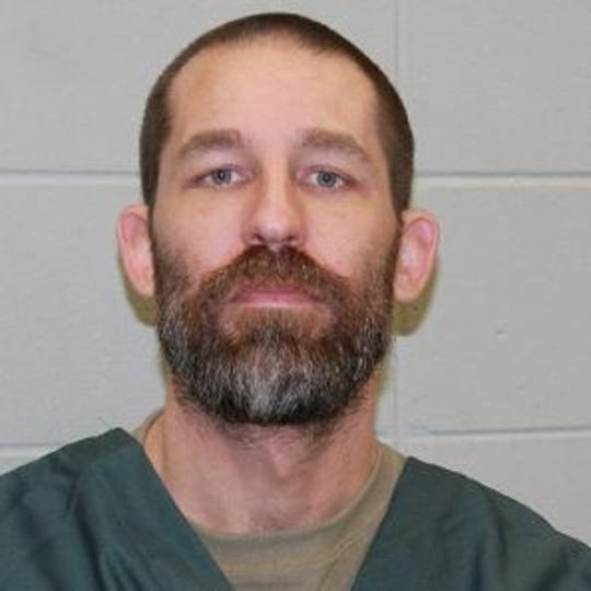 Ryan Jurgens, 40, escaped from the Drug Abuse Correctional facility around 10:30 a.m. Monday.