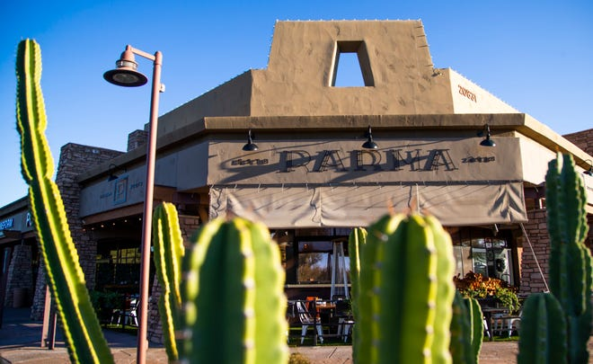 Chef Chris Gentile says Frank Capri and Tawny Costa wanted him to be the face of the Parma Italian Roots location in Scottsdale.