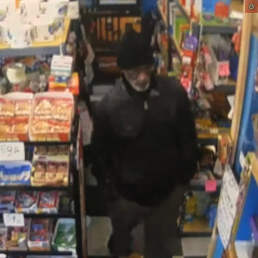 York City Police are asking the public for help identifying this man, who police said robbed Six Oh One Grocery at 601 E. Market St. on Dec. 12, 2019.