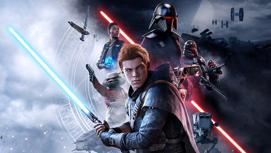 Star Wars Jedi: Fallen Order for PC, PS4 and Xbox One.