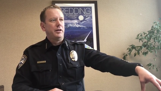 Redding police Chief Bill Schueller spoke about his plans and goals for RPD in 2020 in a December interview with the Record Searchlight.