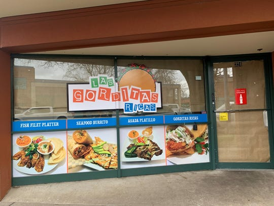 Las Gorditas Ricas, a new Mexican restaurant, will open January 2, 2020 in the former Roxy Dawgs space at 324 Church Street NE.