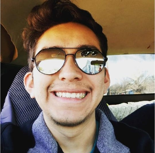 Ulises Frausto, 21, was one of two victims in a double fatality crash in San Angelo on Sunday, Dec. 15.