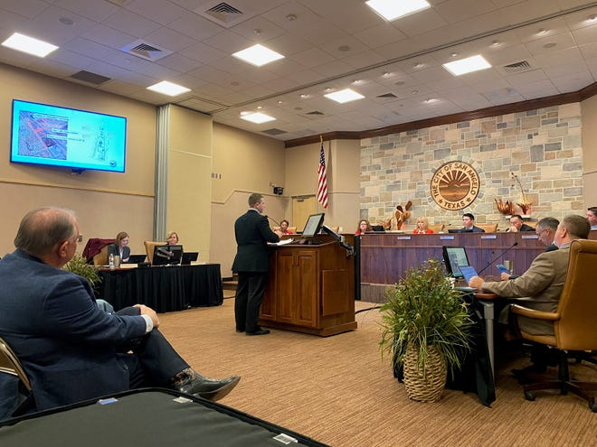 San Angelo City Council met Dec. 17, 2019 to discuss several agenda items.