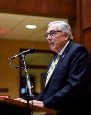 South Dakota State president Barry Dunn