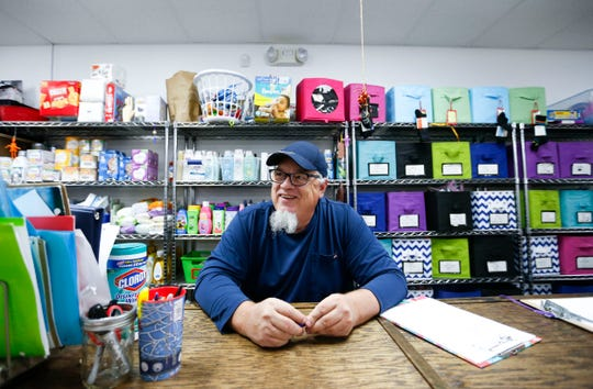 Mark Hay founded Sammy's Window, a nonprofit which fulfills needs for foster families, and is now part of Foster Adopt Connect located at 509 S. Cavalier Avenue.