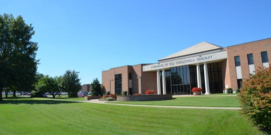 The Assemblies of God Theological Seminary of Evangel University, in Springfield.