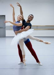 Diego Siqueira and Tomoko Takahashi will make their premiere performances in The Nutcracker at Ruby Diamond Concert Hall on Dec. 21 and 22.