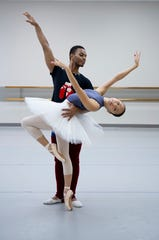 Diego Siqueira and Tomoko Takahashi will make their premiere performances in The Nutcracker at Ruby Diamond Concert Hall Dec. 21 and 22.