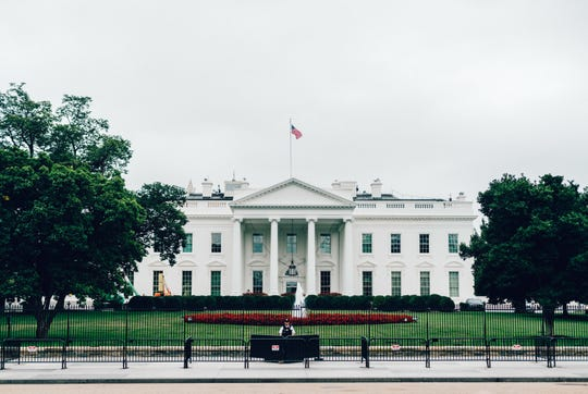 5. White House, Washington D.C.