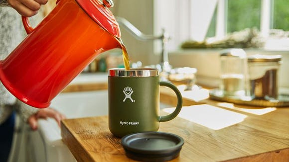 This mug will keep their drink of choice hot for hours.